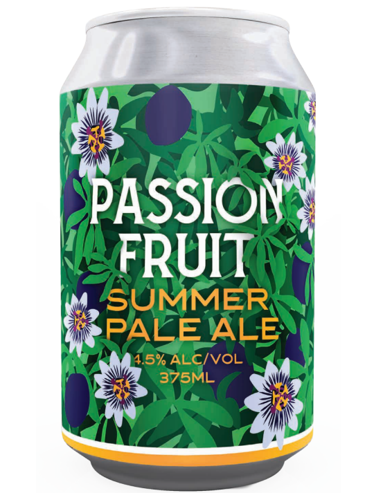 Passionfruit Summer Pale Ale